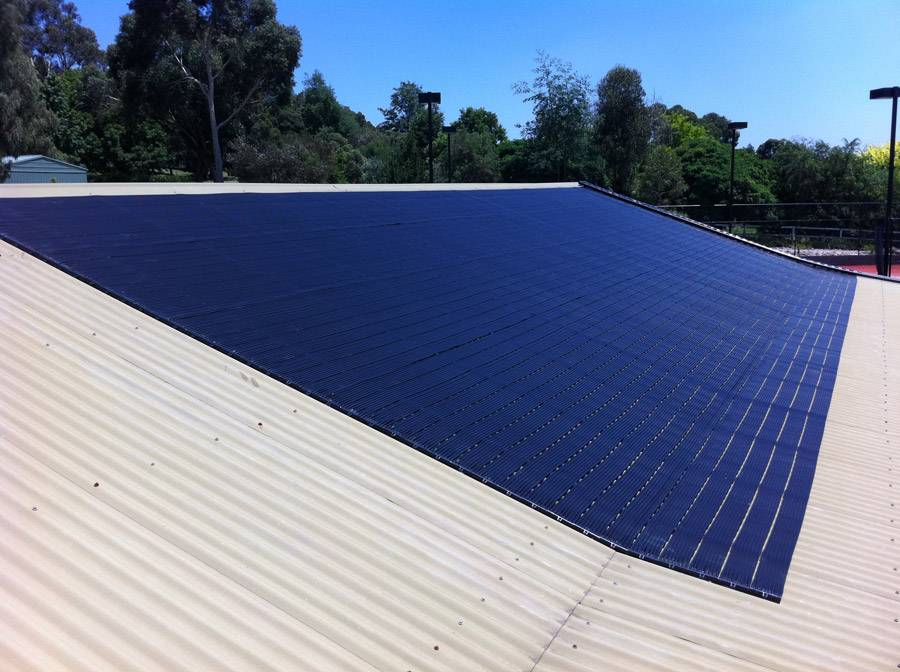 Benefits of Strip Solar Pool Heating