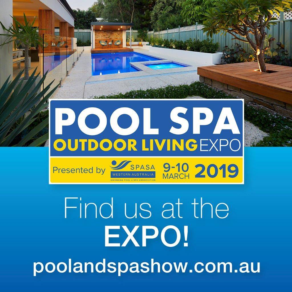 Spasa Pool Spa Amp Outdoor Living Expo Perth This Weekend