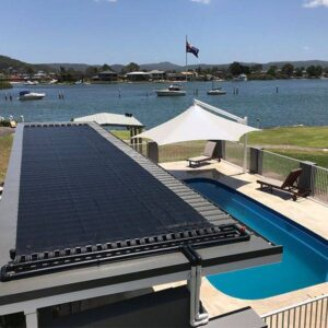 solar pool heating options in Brisbane