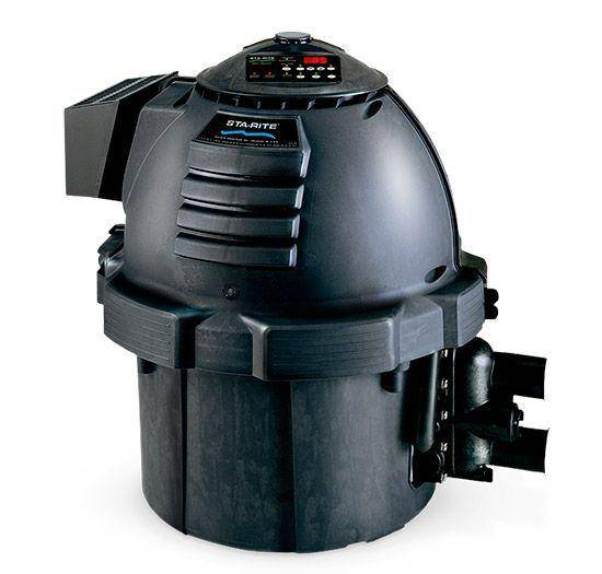 gas pool heating options